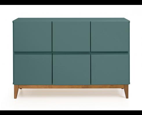 Buffet 6 Portas Home  -  Verde