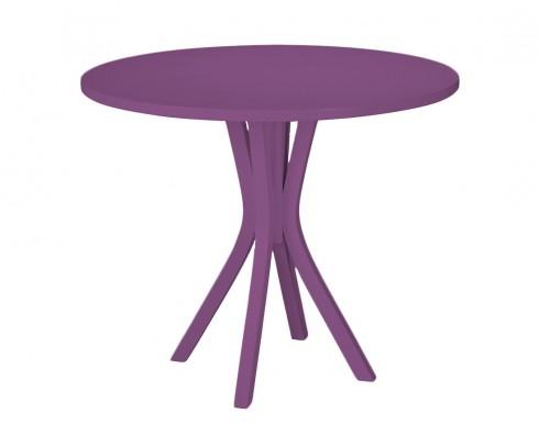 Mesa de Jantar Felice - Roxa