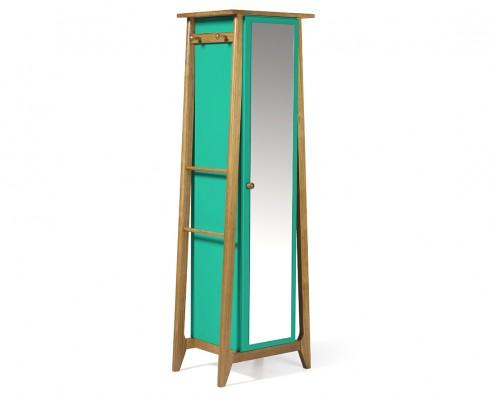 Armário Multiuso Stoka  -  Verde Esmeralda