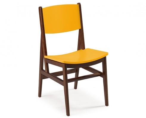 Cadeira Dumon -  Amarelo