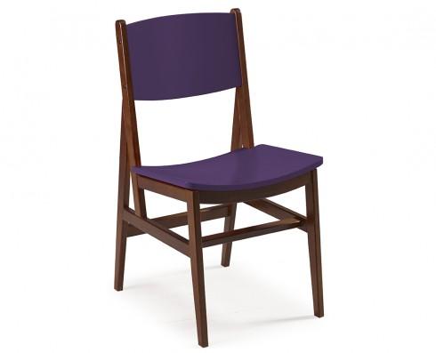 Cadeira Dumon -  Roxa