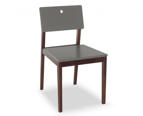Cadeira Flip  -  Cinza