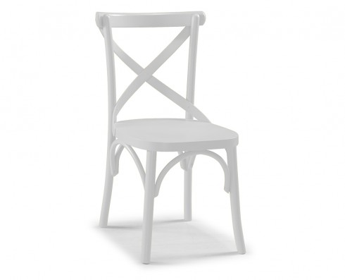 Cadeira X - Branca
