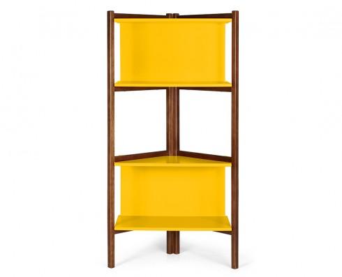 Estante Easy  -  Amarela