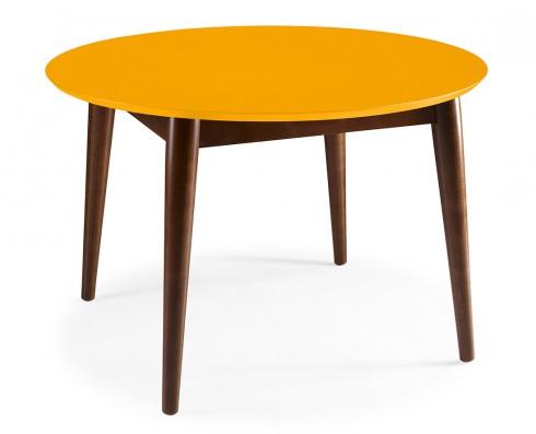 Mesa de Jantar Devon  -  Amarela