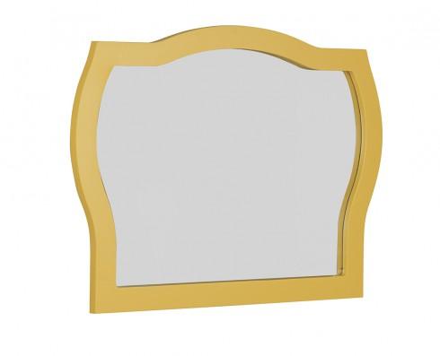 Moldura com espelho Jungle  -  Amarela