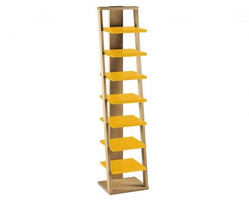 Prateleira Stairway  -  Amarela