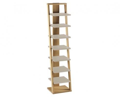 Prateleira Torre Stairway  -  Off-white